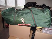 Kookaburra cricket bag with kit