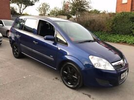 Vauxhall Zafira 1.9 CDTi Life 5dr 7 SEAT EXCELLENT CONDITION LONG MOT