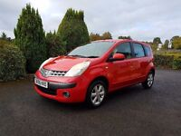 2006 Nissan Note 1.6