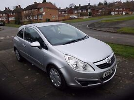 Vauxhall Corsa Club 1.2 16v LOW MILEAGE!!