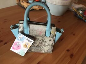 Disney store Animations collection little girls leather bag