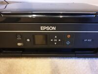 Epson Colour Printer Scanner. Bluetooth with 8 ink cartridges