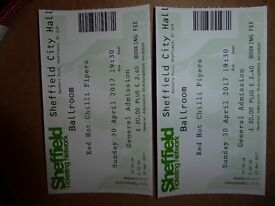 Red Hot Chilli Pipers Tickets