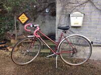 "Heswall Ladies Road Bike - 19"" frame (includes Oxford lock and bike pump)"