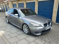 BMW 520D MSPORT 2007. CHEAP