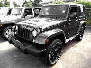 2017 Jeep Wrangler Smoky Mountain
