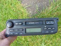 Car boot job lot car radios and cd changer