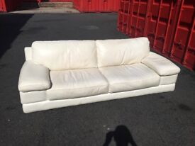 Large sofa (can deliver)