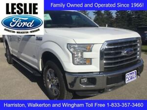 2016 Ford F-150 XTR | 4X4 | One Owner | Trailer Tow Pkg