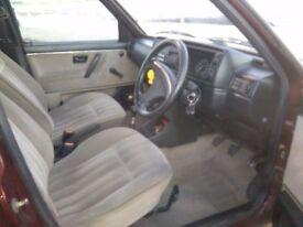 VW Jetta gtx mk2 1991