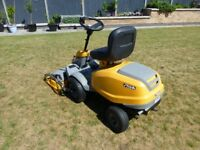 Stiga Villa 14HST mulching ride on lawn mower