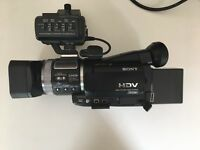SONY HVR-1AE camcorder