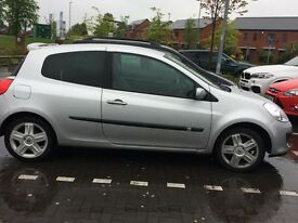 Renault Clio Dynamique for sale-Fairly new