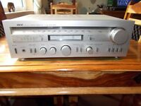Akai (AA-R20) Stereo Receiver (Vintage) (1980) (You-tube)