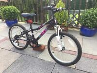 "Child bike 20"" wheels Apollo Chaos suit 7-8 yrs 6 gears"