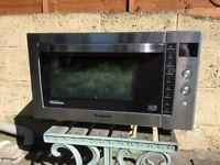 Panasonic NN-CF778SBPQ Combination Microwave Oven - Stainless Steel