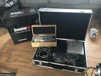 sE Electronics - Gemini II twin tube microphone - Studio valve mic