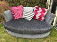 Snuggle sofa - excellent condition