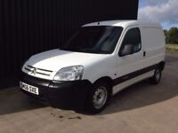 2006 Citroen Berlingo 1.9 D 600D LX Panel Van 4dr Diesel, 12 Months MOT Just Had New Clutch May PX