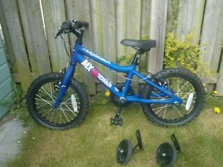 Kids Mountain Bike, great condition