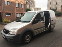 FORD TRANSIT CONNECT DIESEL.12 MONTHS MOT NO ADVISORY.CALL ME 07417529619