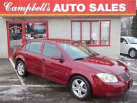 2009 Pontiac G5 SE ONLY 79,000 LOW KM'S!! CLEAN!! CLEAN!! AIR!!C