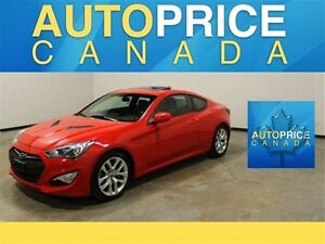 2013 Hyundai Genesis Coupe 2.0T|PREMIUM|NAVI|LEATHER