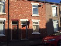 Attractive mid terraced two bedroom house