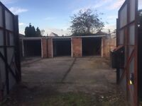 Private gated yard with 3 garages and electric and water