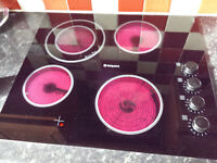 Hob Hotpoint good condition
