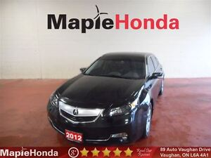 2012 Acura TL Tech Pack| Leather, Navi, Backup Cam!