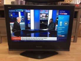 **PANASONIC VIERA 26 INCH LCD TV**FREEVIEW**HDMI PORTS**HD TV**FULLY WORKING**NO OFFERS**