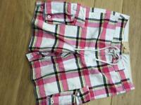 Hollister summer shorts
