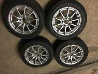 MB W204 Winter Wheels