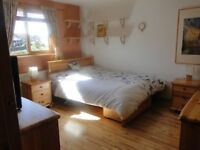 Quality double room for a working professional person