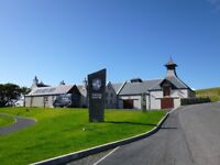 Cook/chef required for daytime position in Scotland's only 5 star brewery visitor centre