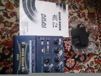 Akai Headrush Delay And Looper Pedal