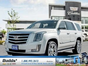 2015 Cadillac Escalade Luxury SAFETY AND RECONDITIONED