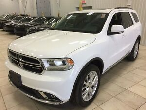 2016 Dodge Durango LIMITED CUIR TOIT DVD