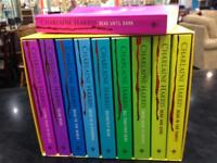Set of Charlaine Harris books