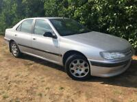 PEUGEOT 406 - 1 YEARS MOT - CLEAN & RELIABLE