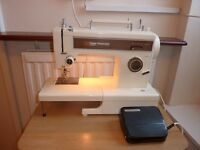 FRISTER & ROSSMANN SEMI INDUSTRIAL SEWING MACHINE