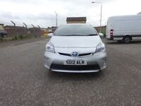 TOYOTA PRIUS PLUG-IN HYBIRD CVT 1.8 5DR,FULL YEAR MOT,HPI CLEAR,DRIVE SPOT ON,IMPORT FROM JAPAN