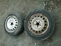 Mercedes vito w639 wheels