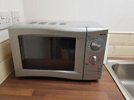 Sanyo Microwave Grey