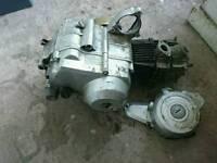 110cc 125cc spare engine pit bike