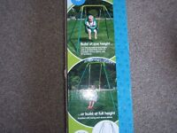 Early Fun Swing BRAND NEW IN BOX (with 1 swing seat included)