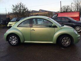 Volkswagen Beetle 2002, 1.6, 3door, Petrol & Manual. URGENT LISTING - GRAB TODAY!