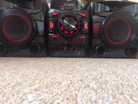 LG Hi-Fi brand New!