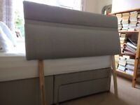 Padded Headboard (Double Bed)